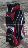 Leather Golf Caddie Bag & Golf Cart Bag