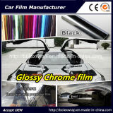 Glossy Chrome Smart Car Vinyl Wrap Vinyl Film for Car Wrapping Car Wrap Vinyl