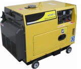 Silent Type Air-Cooled Diesel Engine Generator
