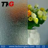 3-8mm Clear Mashiji Patterned Glass