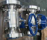 Duplex Steel Reduced Bore Ball Valve