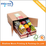 Corrugated Vegetable Carton Box Fresh Fruit Corrugated Box (AZ010415)