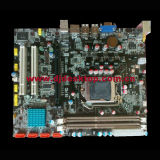 H55 -1156 Computer Mainboard with 2*DDR3/2*PCI/HDMI