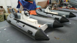 2.7m Rigid Inflatable Boat Rib270 Rubber Boat Hypalon with CE Fishing Boat