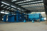 Sand Processing System for Vacuum Process Casting