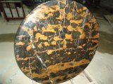 Black Gold Marble Table Tops (SC-91)