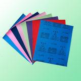 Coloured Abrasive Paper