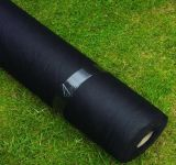 Soil Control Agriculture Black PP Woven Weed Mat