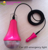 Two USB Car Charger/LED Emergency Light/Car Emergency Light