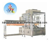 Automatic Cooking Oil Pouch Filling and Sealing Machine (KENO-F302)