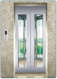 Panoramic Elevator with Gearless Lift Traction of FUJI Technology (FJg8000-003)