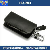 Genuine Leather Case with Clip Wallet Pouch Car Key Chain Holder