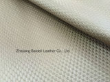 High Quality PVC Sofa Leather with Fire Resistance