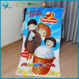 V9 100% Cotton Velour Reactive Printed Beach Towel