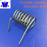 Ts16949 Approved 0.308r Spring Coil Resistor for Automobile