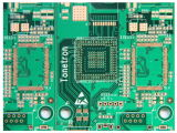 1.6mm 4 Layer Multilayer OSP PCB Board for Industry Control
