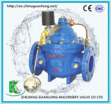 Solenoid Remote Control Float Ball Water Level Control Valve (GL106X)