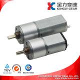 DC Geared Motor Permanent Magnet 16mm Mini Gearbox DC Motor