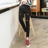 New Fashion Design Lady′s Skinny Jean