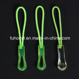 Custom Transparent Plastic Rubber Zipper Puller