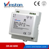 AC / DC DIN Rail Switching Power Supply with Ce (DR-60-5)