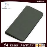 Men′s Fashion Genuine Cowhide Oil Wax Leather Wallet