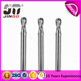 Solid Carbide Altin Coating 2 Flutes Ball Nose End Mill