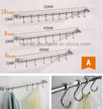 Quality Stainless Steel 304 Robe Hook for Bathroom (S-A)