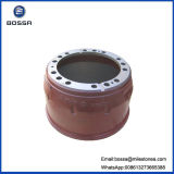 Cheap Auto Brake Parts Brake Drums for Euro Car 3600ax