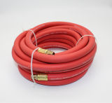 3/8 Inch 10mm 1200psi Burst Pressure Rubber Air Hose Assembly