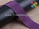 25mm Purple Plain Polyester Webbing /Specification Customized