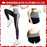 Workout Clothing Fitness Wear Fancy High Waist Yoga Leggings (ELTLI-83)