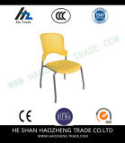 Hzpc184 Polypropylene Plastic Stacking Chair Training Chair