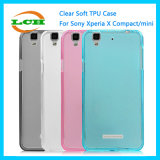 Clear Transparent Soft TPU Case for Sony Xperia X Compact