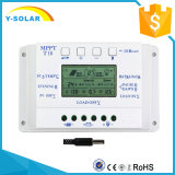 12V/24V 10A Solar Charger Discharger Controller for Solar System with Ce T10