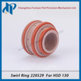 Swirl Ring 220529 for Hsd130 Plasma Cutting Torch Consumables