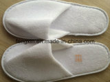 Washable or Disposable Hotel Slippers with EVA Outsole
