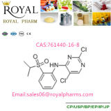 4-Pyrimidinamine, 2, 5-Dichloro-N-[2-[ (1-methylethyl) Sulfonyl]Phenyl]- CAS: 761440-16-8 with Purity 99% Made by Manufacturer