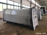Customized Dust Bin for 3t Garbage Truck
