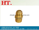 Brass Flare Male Connector Fitting (15/16*1/2)