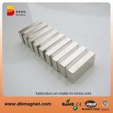 Strong Permanent Neodymium Rectangular Magnet Manufacturer