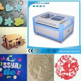 Competitive Price Cloth / Shoes / Leather / Fabric CO2 Laser Engraving & Cutting Machine