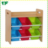 New Design Baby Wooden with Book Shelf for Kids