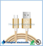 Mobile Phone Accessories Charging Date Micro USB Cable for Android