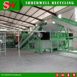 Advanced Automatic Waste Tire/Tyre Recycling Plant Producing Rubber Chip