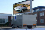 P6, P8, P10, P16 Mobile Truck/Outdoor Moving LED Advertising Display