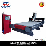 Door Window CNC Engraving Machine with Linear Auto Tool Changer (VCT-1530ATC8)