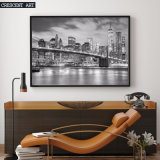 Black and White New York Urban Canvas Prints