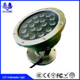 IR Remote Control RGB Color Changing AC12V 12W LED Underwater Light
