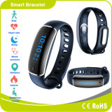 Heart Rate Blood Pressure Pedometer Sleep Monitor Android and Ios Smartwatch
